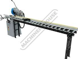 RCS-290 Roller Conveyor Length Stop 3000mm Suits RC-290 Conveyor - picture2' - Click to enlarge