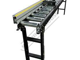 RCS-290 Roller Conveyor Length Stop 3000mm Suits RC-290 Conveyor - picture4' - Click to enlarge