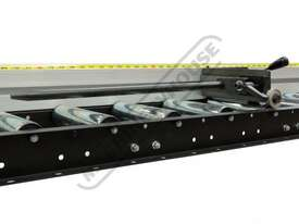 RCS-290 Roller Conveyor Length Stop 3000mm Suits RC-290 Conveyor - picture16' - Click to enlarge