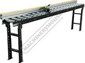 RCS-290 Roller Conveyor Length Stop 3000mm Suits RC-290 Conveyor - picture3' - Click to enlarge