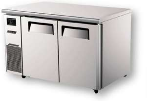 Turbo Air KUF15-2 Under Counter Side Prep Table Freezer