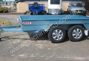 No.10C Tandem Axle Box Trailer 3.0m x 1.8m (10x6)