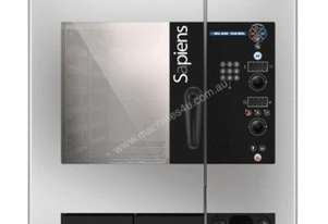 Sapiens Gas Combo Oven Steamer 10 Tray