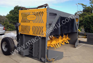 Compost Windrow Turner - Aust Made