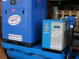 New air compressor products Screw Compressors for sale - German Rotary Screw - 20hp / 15kW Rotary Ai - picture0' - Click to enlarge