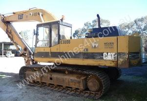 CATERPILLAR E300B EXCAVATOR *WRECKING*