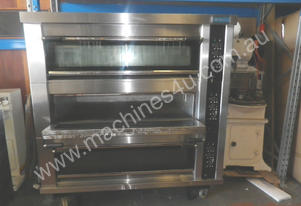 Sinmag Triple Deck Electric Baking Oven