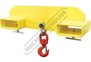FLA-2T Forklift Jib Attachment W.L.L 2 Tonne Capacity