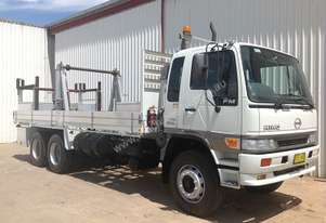 2001 HINO FM CABLE FEED ROLLER