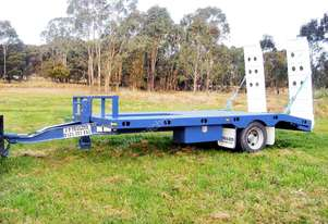 2013 JP TRAILERS MINI TAG TRAILER FOR SALE
