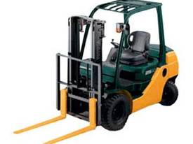 TOYOTA SERIES 8 Forklift - picture0' - Click to enlarge