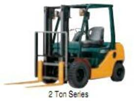 TOYOTA SERIES 8 Forklift - picture4' - Click to enlarge