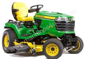 John Deere X739 Signature Series Ride On Mower