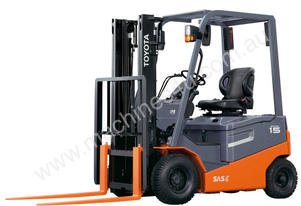 1.0 - 3.0 Tonne 8FB 4-Wheel Battery Forklift