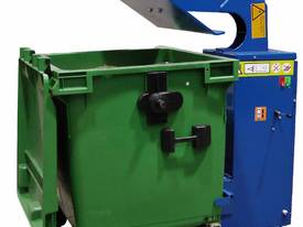 WastePac 1100L  Compactor               - picture2' - Click to enlarge