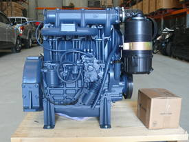 VM Motori SUN Air-Cooled Diesel Engine - 49 HP