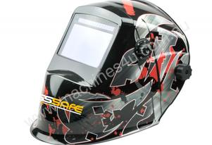 Street  Wide View Electronic Welding Helmet