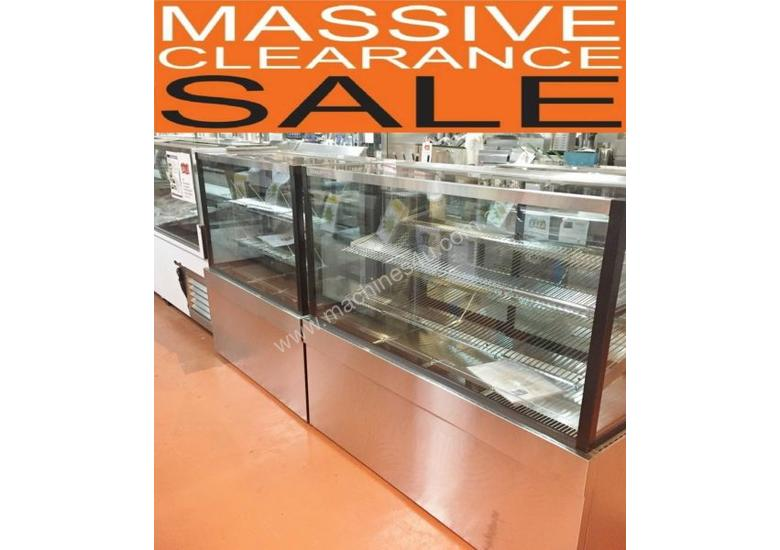 Cake Fridges / Cake Displays - New & Used