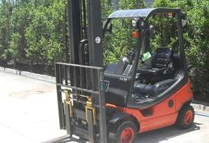 Used Forklift H18T - Genuine Preowned Linde