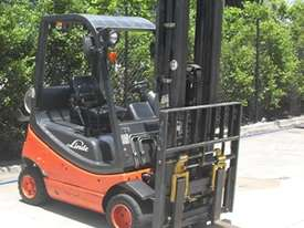 Used Forklift H18T - Genuine Preowned Linde - picture0' - Click to enlarge