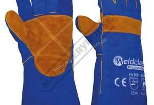 PROMAX BLUE Welding Gloves - 400mm WC01775