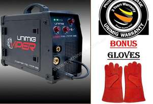 New Unimig Viper 182 amp Inverter MIG / MMA-Stick
