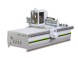 CNC Router 2400x 1200mm by Samach