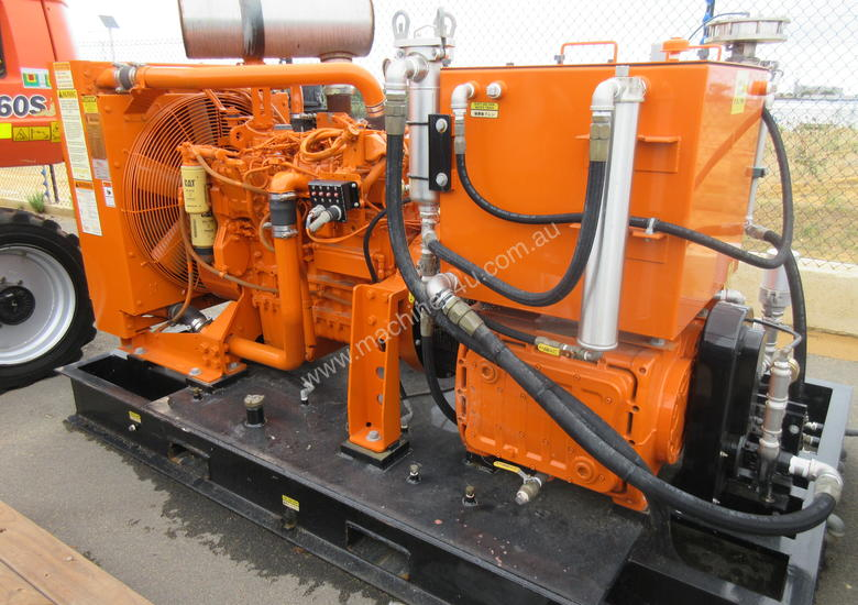 Used 2014 Nlb 40305DCAS Industrial Pressure Washer in ...