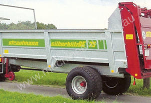 BE Manure Spreader 4 Beater 7 Tonne