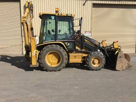 Caterpillar 428D Backhoe