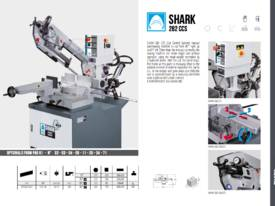 MEP SHARK 282 CCS Manual Bandsaw - picture3' - Click to enlarge