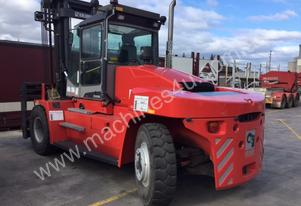 Kalmar 16t Capacity forklift Only 700 Hours