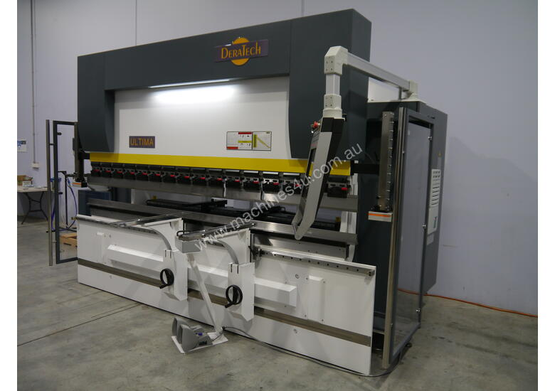 DERATECH PRESS BRAKE -- SOLD