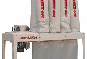 Leda DC-7000 7.5HP Dust Extractor