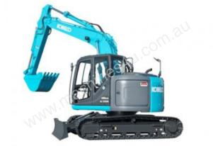 14 TONNE SITE EQUIPPED ZERO SWING EXCAVATOR