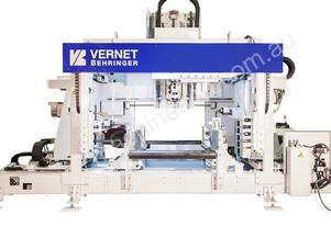 Vernet Behringer HD 3 Spindle Beam Line