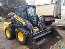 Used New Holland L230 Skid Steer