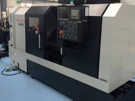 LEADWELL LTC-25iLM SLANT BED CNC LATHE EX STOCK - picture0' - Click to enlarge