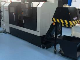 LEADWELL LTC-25iLM SLANT BED CNC LATHE EX STOCK - picture3' - Click to enlarge