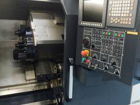 LEADWELL LTC-25iLM SLANT BED CNC LATHE EX STOCK - picture8' - Click to enlarge