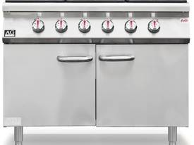 6 Burner Gas Stove / Cook Top (LPG)