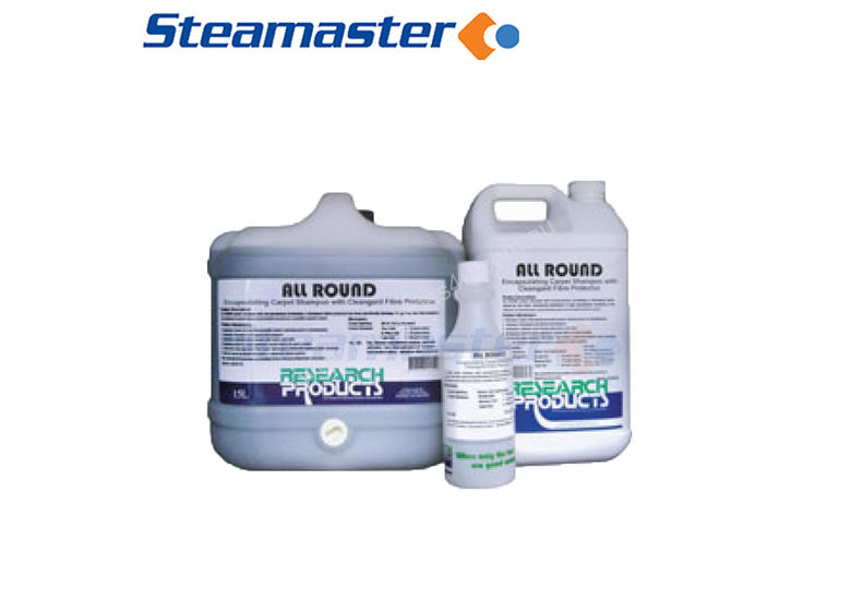Research All Round 15L Carpet Cleaning Detergent Chemicals Accessories