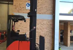 Telescopic Double Deep Linde R16 9.4m 2009 Camera