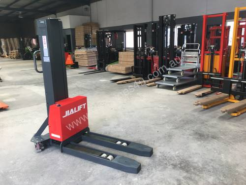 JIALIFT Capacity 500kg Self-Lift Electric Stacher,