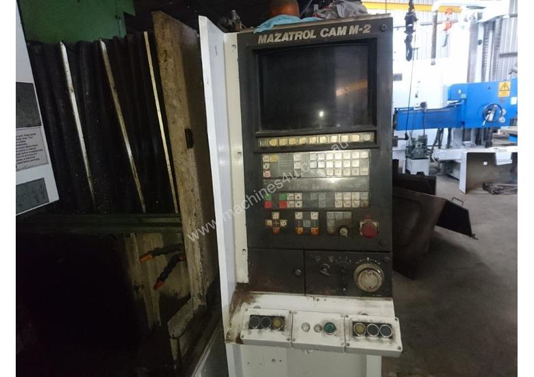 Used 1986 mazak VQC 15 40 Vertical Machining Centres in