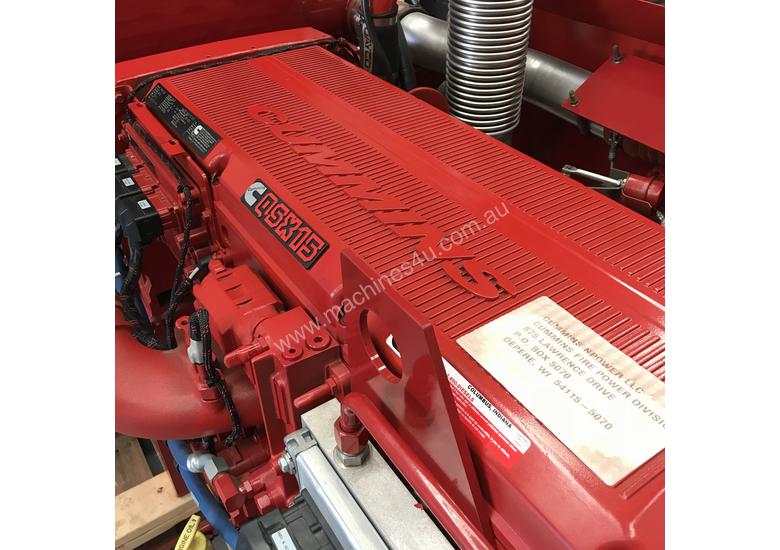 Cummins QSX15 665 HP Industrial  Engine CFP15E-F30  | *Made in U.S.A* |