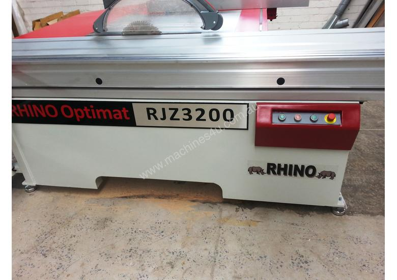 RHINO SERVO SETTING FENCE PANEL SAW WITH TOUCHSCREEN CONTROLS