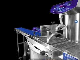 Selmi RS200 Chocolate Coating Machine - picture2' - Click to enlarge