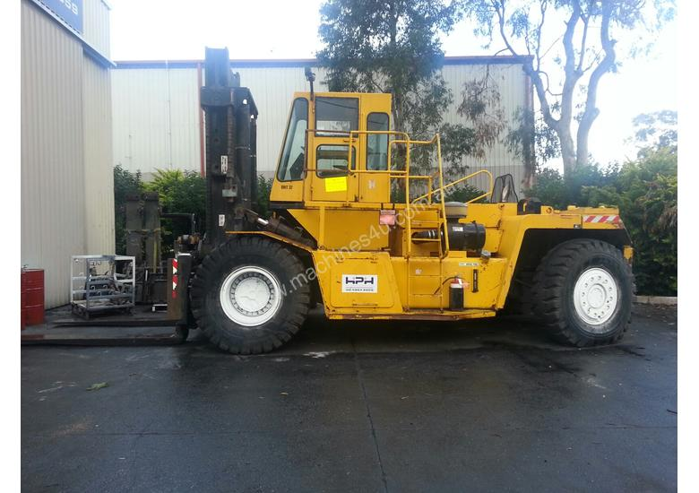 Omega 36C Container Forklift For sale