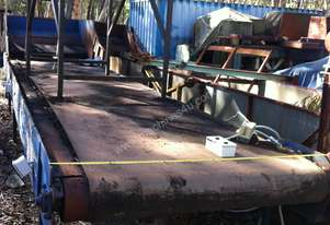 Batcor Industries Conveyors for sorting line
